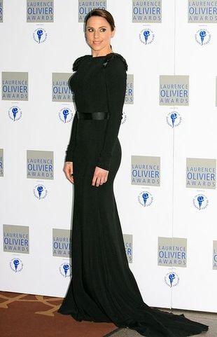 Mel C w sukni Victorii Beckham