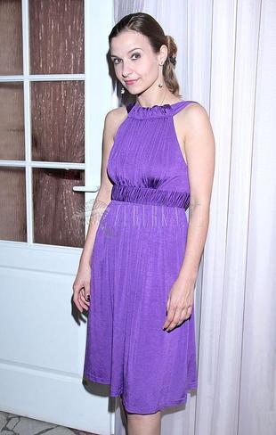 Joanna Koroniewska stawia na fiolet (FOTO)