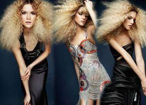 Kasia Struss w Atelier Versace