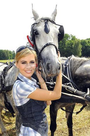 Agnieszka Popielewicz w stylu country (FOTO)
