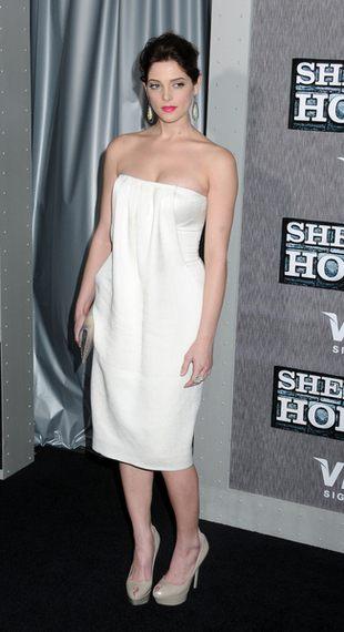 Ashley Greene w sukience - tubie
