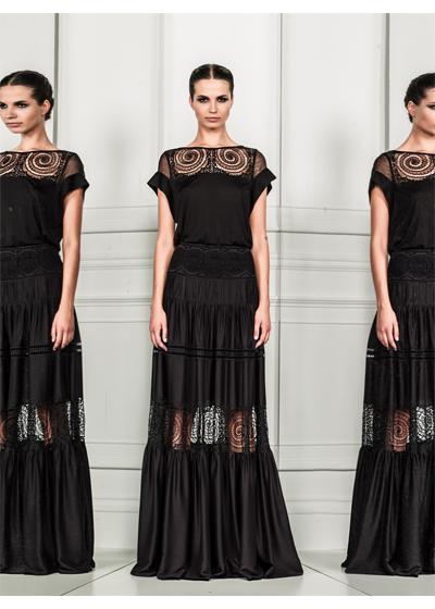 Zuharid Murad - kolekcja Ready-To-Wear na wiosnę-lato 2014