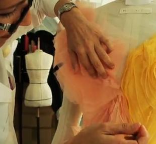 Jak powstają kreacje Haute Couture?