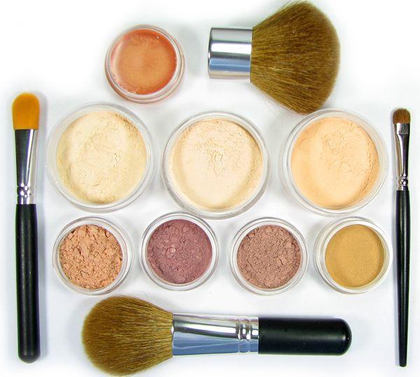 Kosmetyki mineralne - czy warto w nie inwestować?