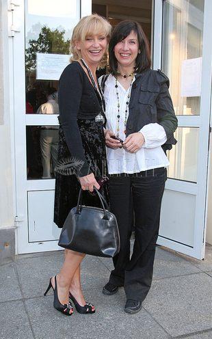 Grażyna Wolszczak dwa dni w tym samym stroju (FOTO)