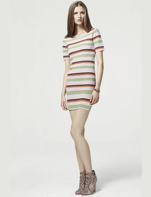 Claudia Schiffer - kolekcja wiosna/lato 2012
