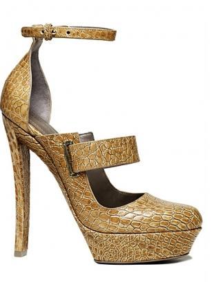 Donna Karan - buty z kolekcji jesień/zima 2011