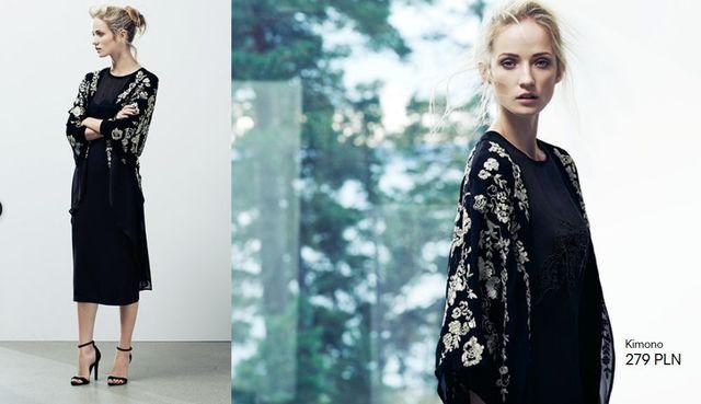 H&M: Gra kontrastów