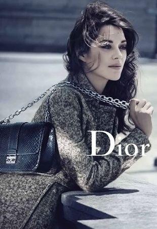 Marion Cotillard w kampanii Diora (FOTO)