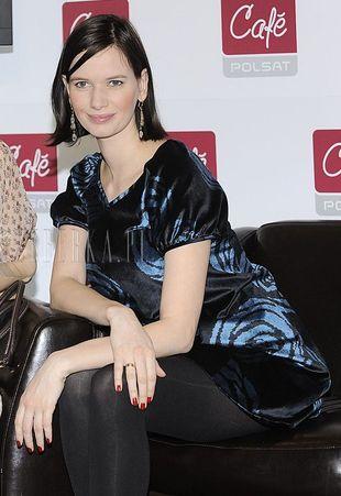 Karolina Malinowska w romantycznej sukience