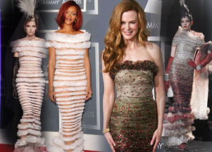Rihanna i Kidman w J.P. Gaultier