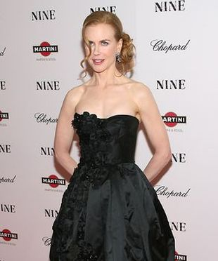 Wpadka Nicole Kidman