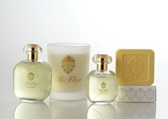 Hotel Plaza ma własne perfumy!
