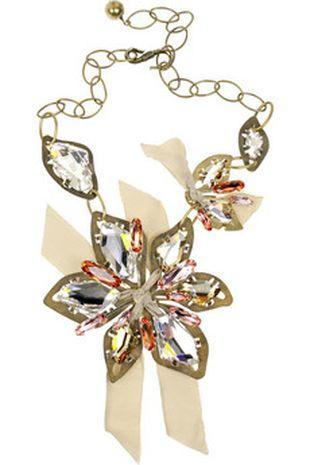 biżuteria w kwiaty
