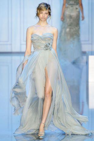 Bajeczne suknie od Elie Saab (FOTO)