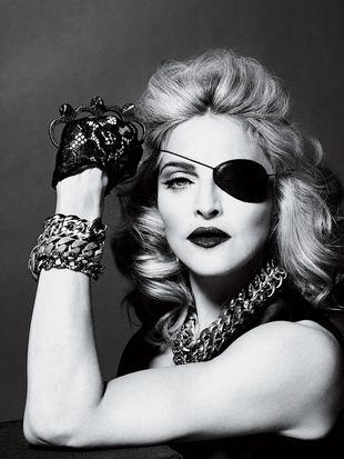 Za kulisami sesji zdjęciowej Madonny dla Interview