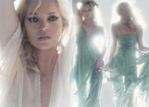 Kate Moss ponownie dla TopShop