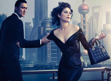 Marion Cotillard w kampanii Diora Lady Blue
