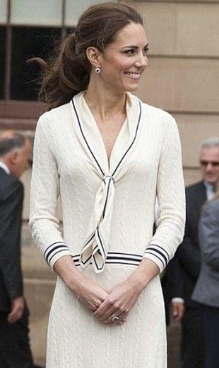 Suknia Kate Middleton na wystawie!