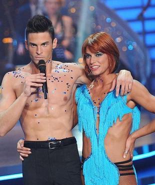 Baptiste Giabiconi we francuskim Tańcu z Gwiazdami