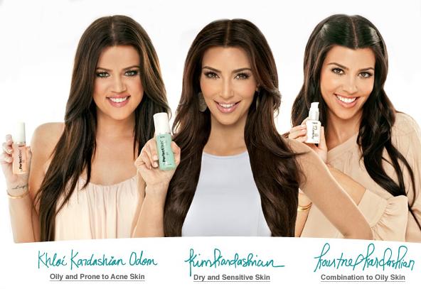 Linia do pielęgnacji cery od sióstr Kardashian