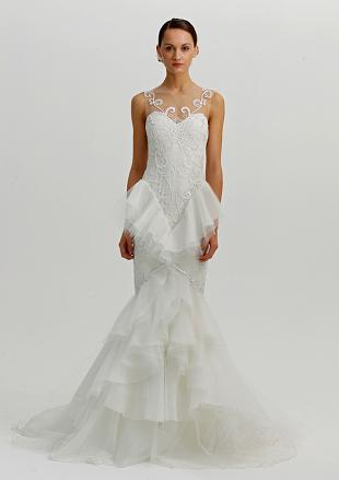 Marchesa - suknie ślubne na jesień 2012!