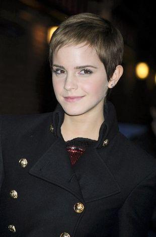 Emma Watson najlepiej ubraną wg Glamour