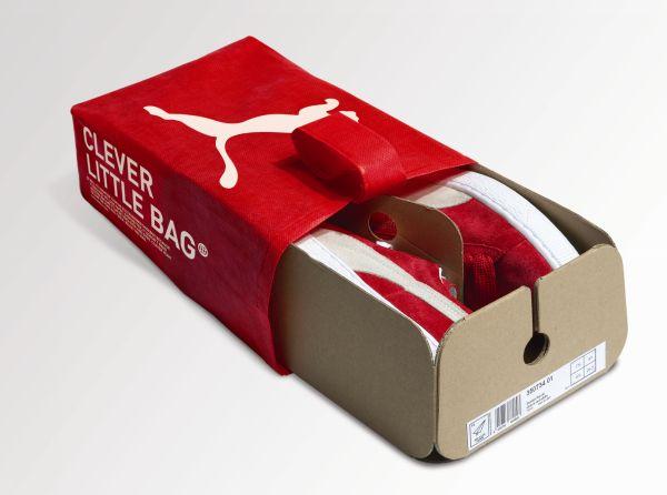 Puma przedstawia nowe opakowania do butów