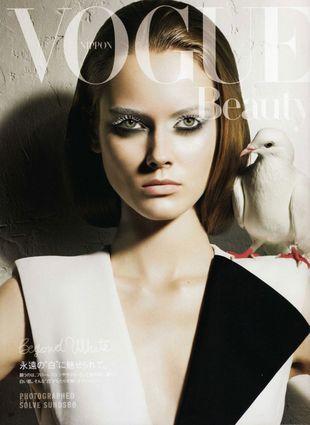 Monika Jagaciak w japońskim Vogue