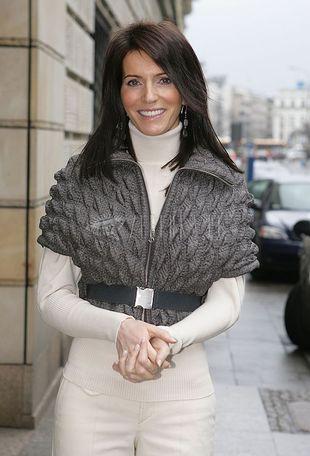 Paulina Smaszcz-Kurzajewska zimowo