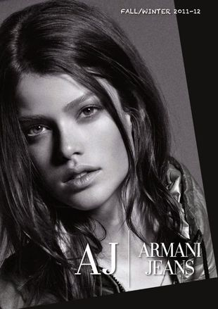 Armani Jeans Fall 2011 (FOTO)