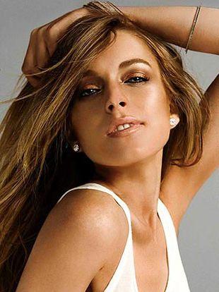 Opalenizna Lindsay Lohan na sprzedaż