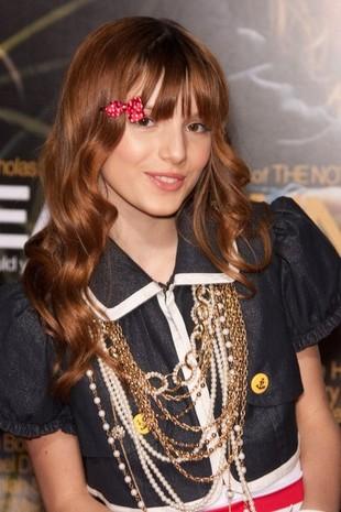 Bella Thorne - dziewczynka jak modelka
