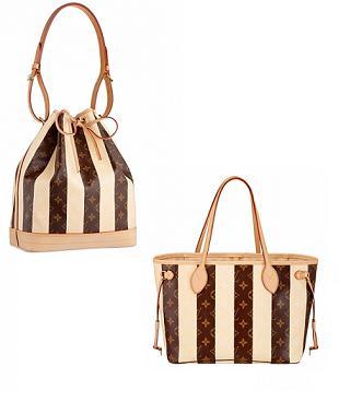 Louis Vuitton - torebki z kolekcji Resort 2012