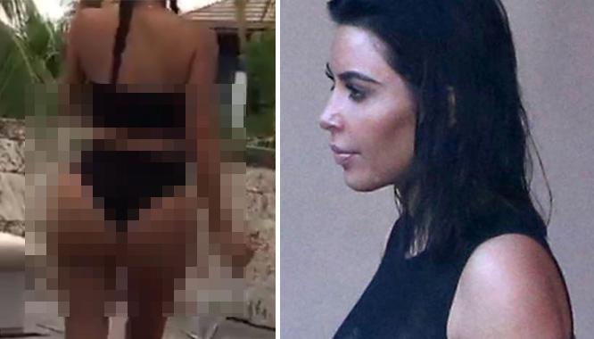 Kim Kardashian zarówno podczas jednej, jak i drugiej ciąży, sporo przytyła. Po urodzeniu North West nie mogła pozbyć się dodatkowych kilogramów, po narodzinach Sainta zawzięła się jak nigdy przedtem i postanowiła osiągnąć formę życia. Czy jej się udało? Patrząc na zdjęcia z ostatnich miesięcy można stwierdzić, że... TAK! ZOBACZ: KIM KARDASHIAN POKAZUJE NIEPUBLIKOWANE ZDJĘCIA ZE ŚLUBNYCH PRZYMIAREK!