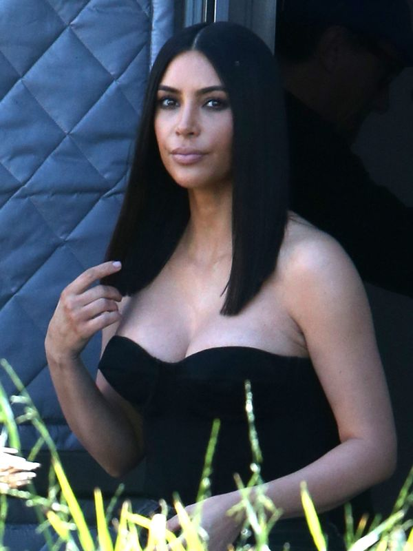 To nie miało tak być… Kim Kardashian przypadkiem pokazała nowość KKW Beauty