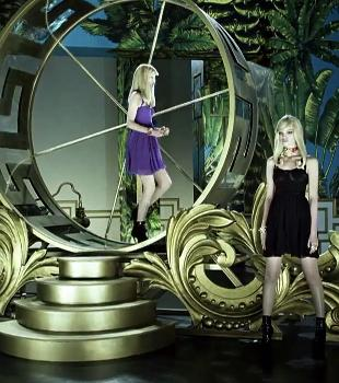 Versace for H&M - za kulisami reklamy TV