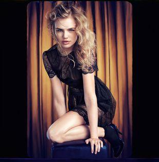 Niewinna Milou Sluis w kampanii Blugirl (FOTO)