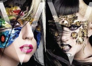 Lady Gaga dla V Magazine (FOTO)