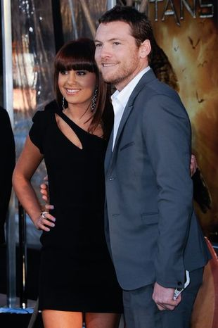 Sam Worthington i Natalie Mark bis