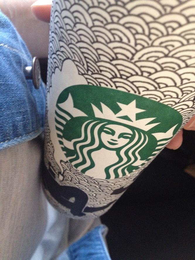 Rozdajemy vouchery na kawę w Starbucksie!