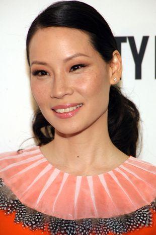 Lucy Liu oskubała perliczkę