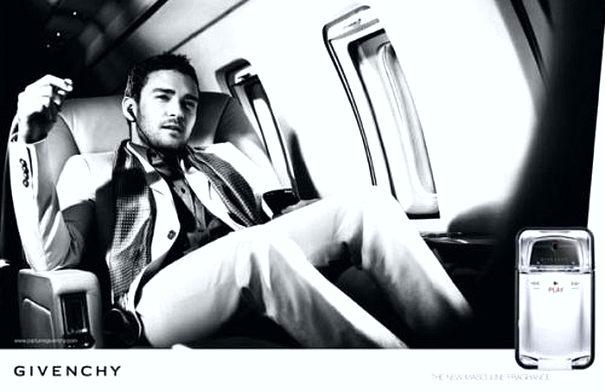 Justin Timberlake twarzą Givenchy