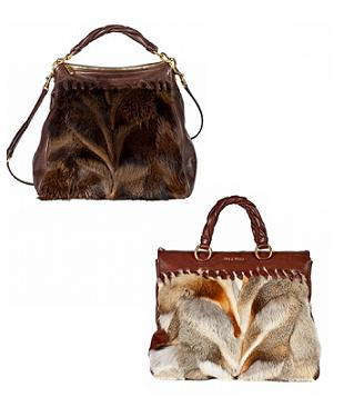 Miu Miu - torebki z kolekcji jesiennej