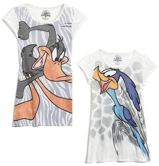 T-shirty Reserved z postaciami kreskówek