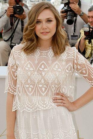 Elizabeth Olsen w sukni zaprojektowanej przez siostry (FOTO)