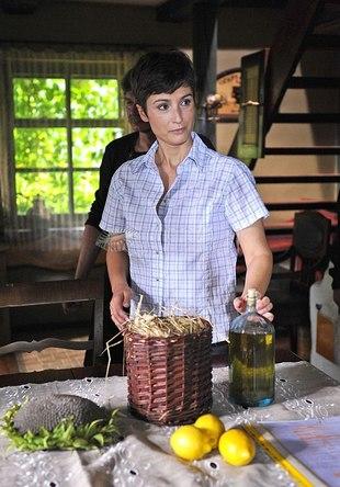 Joanna Brodzik chce nas namówić, byśmy wróciły do kuchni