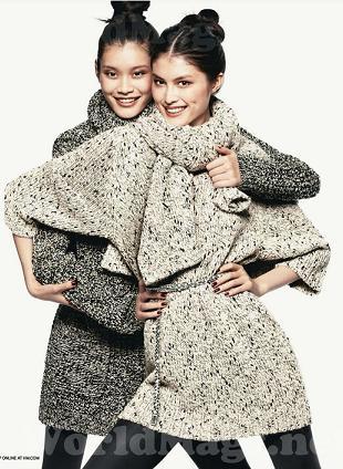 Świąteczna kampania H&M - kolejne zdjęcia