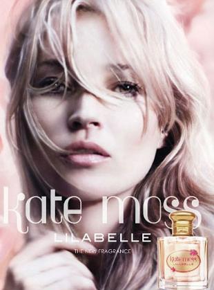 Kate Moss reklamuje nowe perfumy