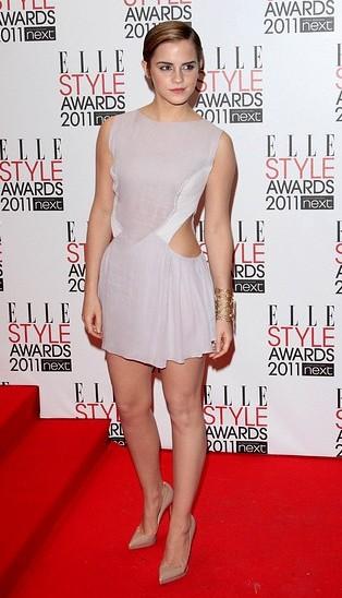 Emma Watson nie będzie nosić doczepianych włosów